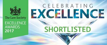 ITN Partners Shortlisted for Excellence Awards