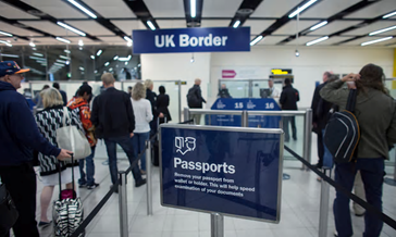 Syed Naqvi in the Guardian - Lawyer blames visitor visa refusals on 'deep underlying racism'