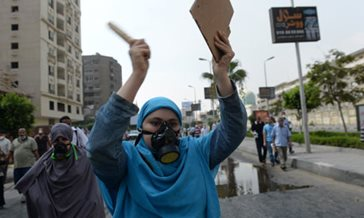 Tayab Ali writes in the Guardian: Egypt's military will not get away with human rights abuses