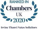 ITN Solicitors strongly recommended in the prestigious Chambers & Partners guide