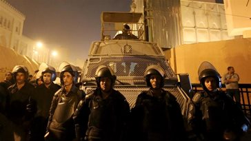 Europe has questions to answer on Egyptian Repression